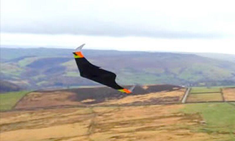 A los investigadores les gustaría imprimir en 3D un drone que use ventiladores eléctricos para propulsión. (Foto: Tomada de CNNMoney/YouTube)