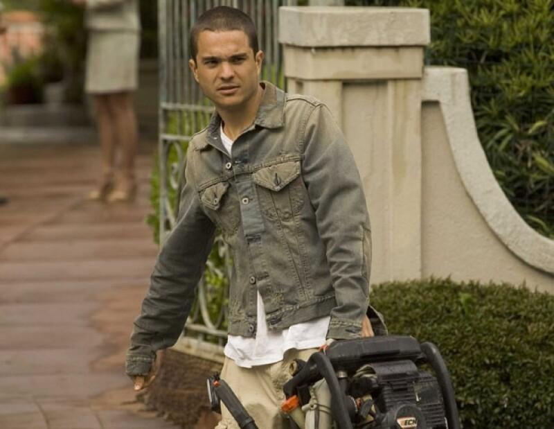 Kuno Becker interpreta en La Última Muerte a un joven que debe saber por qué quieren asesinarlo.