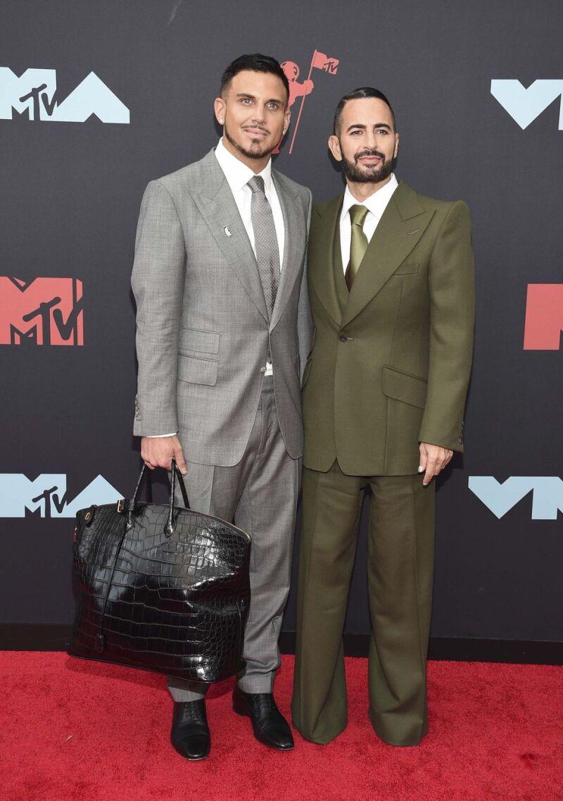 Marc Jacobs y Char DeFrancesco.jpg