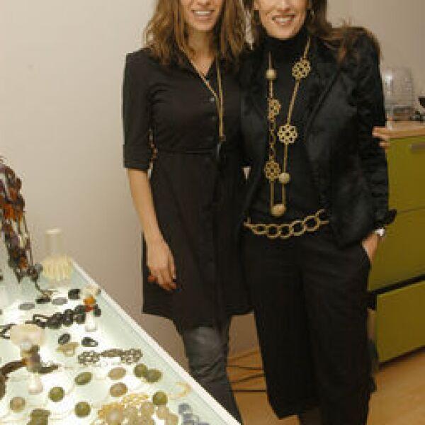 Monica Calderon, Georgina Ferrer