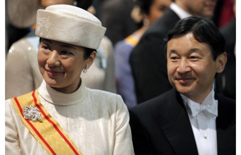 Al parecer el viaje que hicieron los herederos al impero de Japón a Holanda ayudo a mejorar la depresión de la Princesa Masako.
