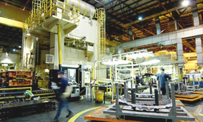 La industria manufacturera en EU ha crecido 4.5% este año, pero se prevé una menor demanda en 2012. (Foto: Cortesía Fortune)