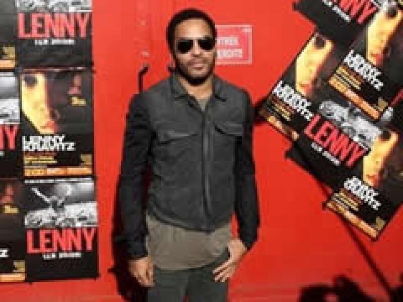 Lenny Kravitz es uno de los cantantes que a pesar del tiempo y las peripecias ha sabido consolidarse en el mundo musical.  (Foto: AP)
