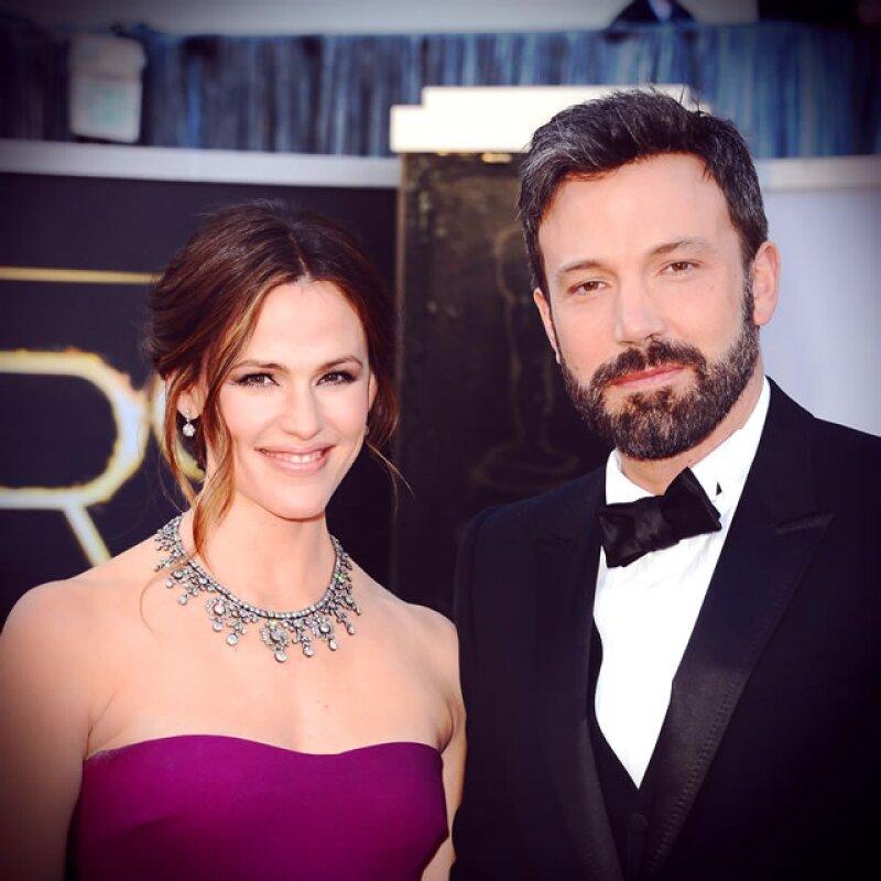Ben Affleck y Jennifer Garner actuaron juntos en la película Daredevil.