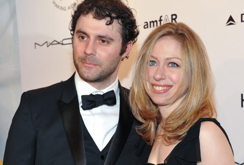 La boda de Chelsea y Marc costó alrededor de 3 millones de dólares.