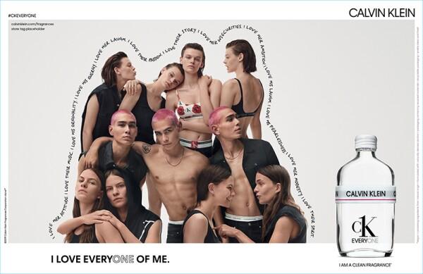 ck-everyone-calvin klein-fragancia-sin género-genderless-campaña