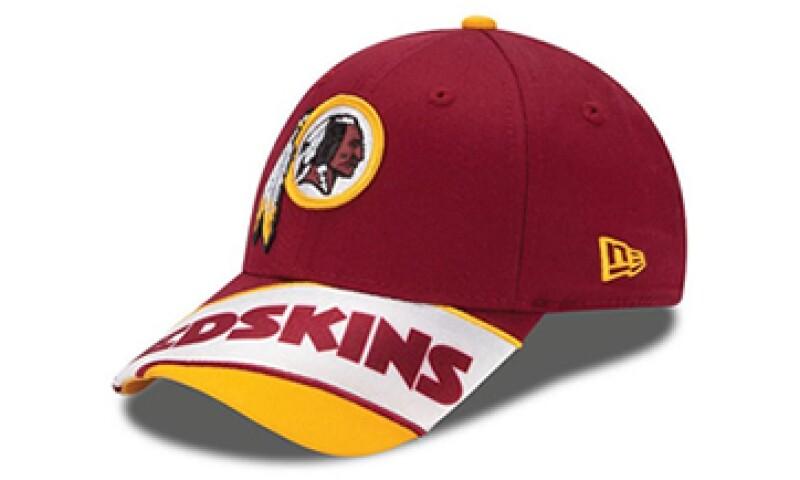 Los artículos de los Redskins solían estar entre los más populares de la NFL (Foto: Tomada de facebook.com/redskins)