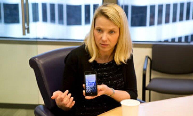 Durante su primer año al frente de Yahoo Marissa Meyer ha coordinado la compra de 16 'startups'. (Foto: Reuters)