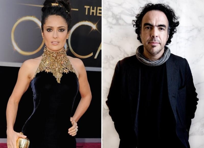Salma Hayek estuvo nominada por `Frida´y González Iñárritu por `Babel´.