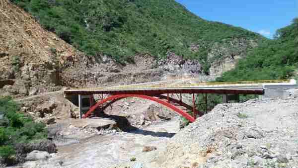 Modernización Camino Samachique�??Batopilas_P