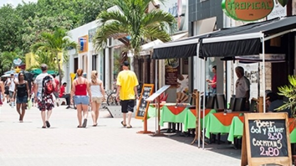 Comer en Playa del Carmen 2