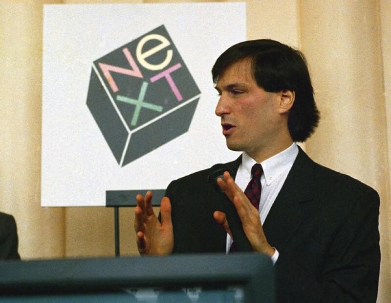 Steve Jobs se separó de Apple por desacuerdos internos, pero volvió para resucitar a una empresa que estaba en declive.