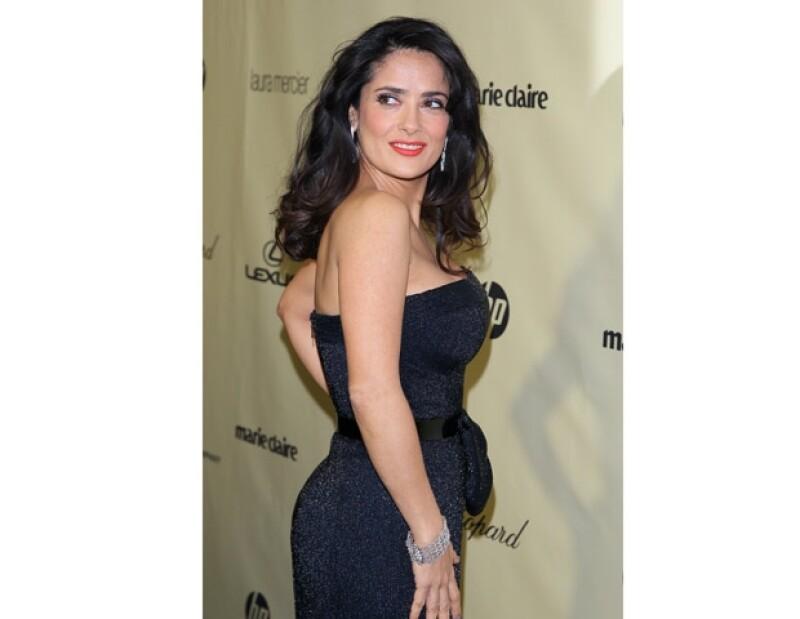 La actriz mexicana confesó que gracias a unos jugos que depuran su organizmo.