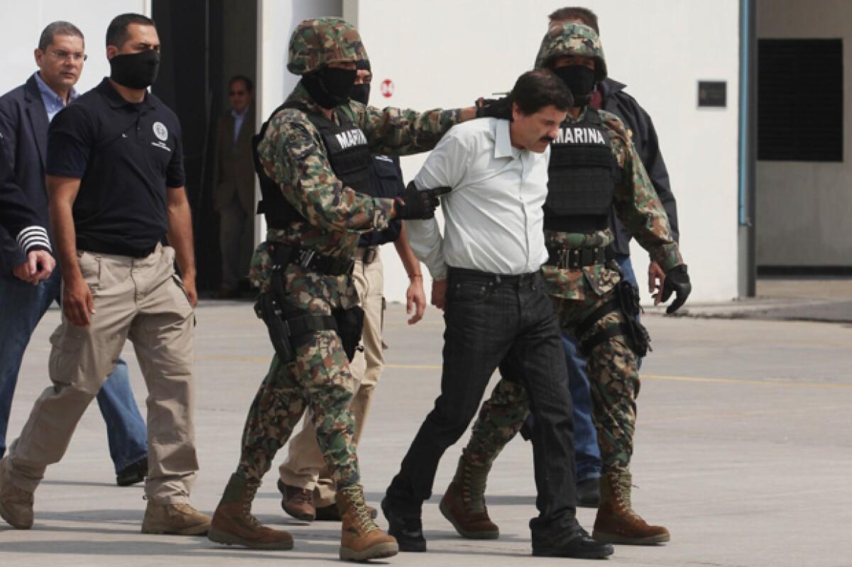 VIDEO: El momento en el que el &#39Chapo&#39 Guzmán escapa de su celda