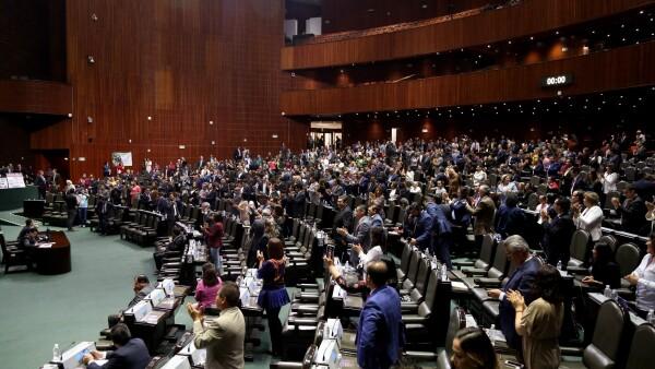Morena-Congreso
