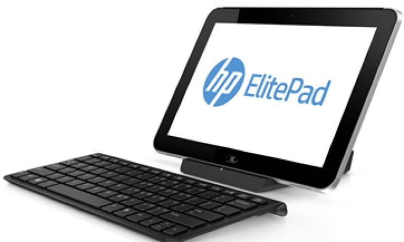 La ElitPad contará con carcasas ajustables para ampliar la experiencia de una tablet a una PC. (Foto: Cortesía)