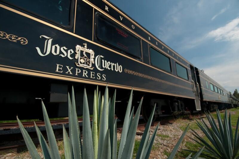El José Cuervo Express,