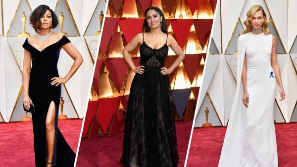 Diosas en los Oscar