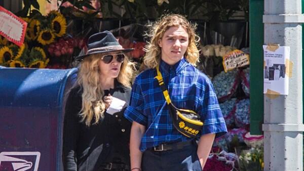 Después de escapar para ir a vivir con su papá, Guy Ritchie, el adolescente de 15 años terminó toda relación con la cantante… al menos en redes sociales.