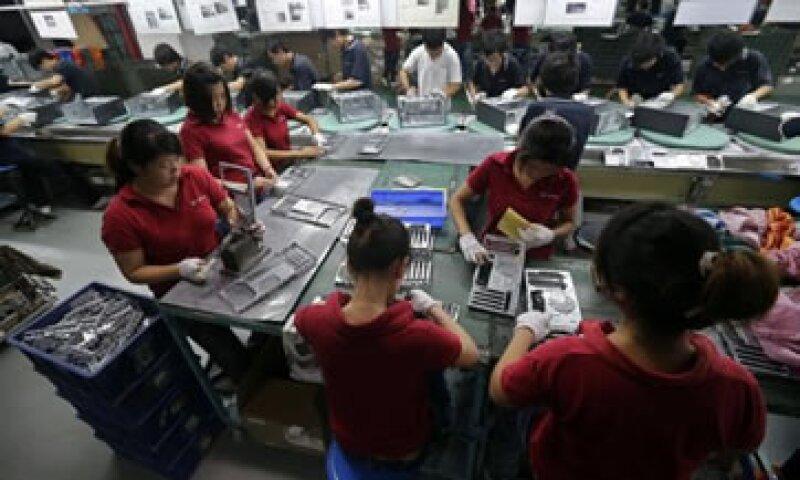 El PMI anticipado no altera las expectativas de una recuperación para la economía china.  (Foto: Reuters)