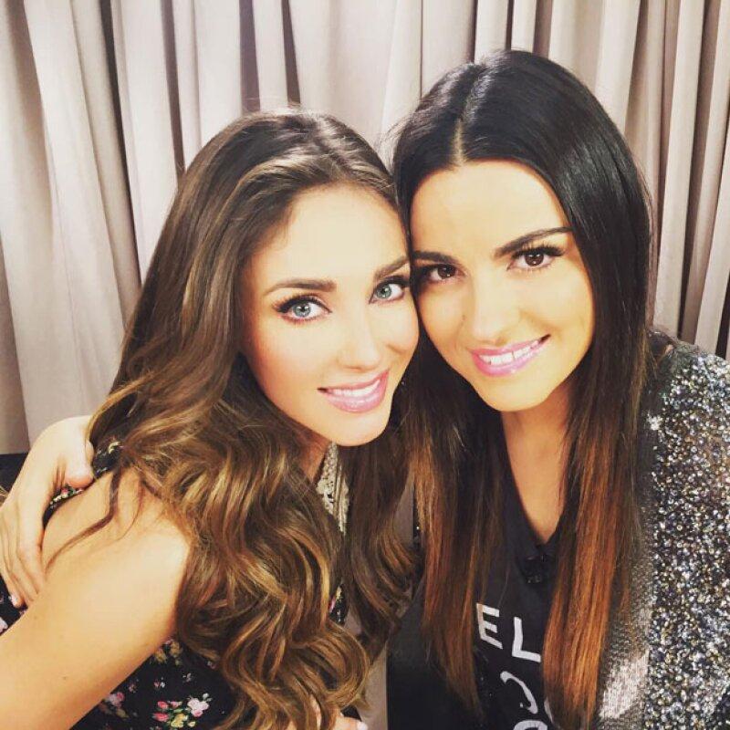 Maite Perroni también ofrecerá una presentación en los Premios Juventud, donde años atrás junto con Anahí ganó varios premios como parte del grupo RBD.