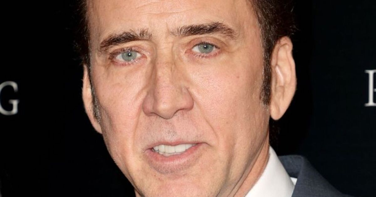 Confunden a Nicolas Cage con un homeless y lo sacan de restaurante en Las Vegas