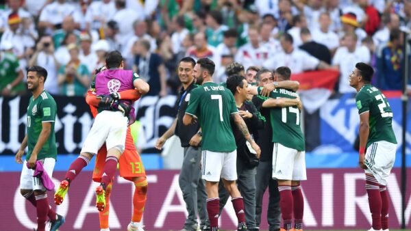 México hace historia en Rusia