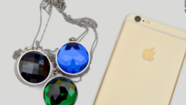Las joyas cuestan entre 52 y 74 dólares y tardan sólo 15 minutos en cargarse para una semana de uso. (Foto: Leaf Wearables / CNN Money)