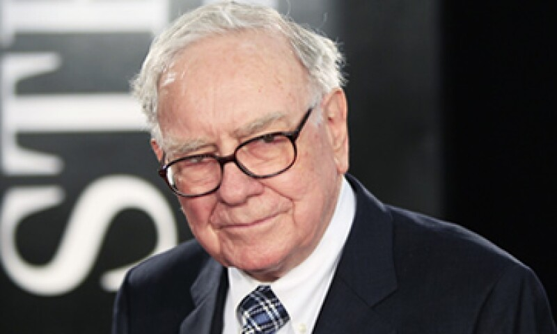 Ted Weschler conoció a Buffett en 2010 al ganar una subasta que ofrecía un almuerzo privado con él. (Foto: Reuters)