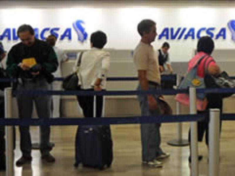 Aviacsa dijo que reanuda sus operaciones este viernes. (Foto: NTX)