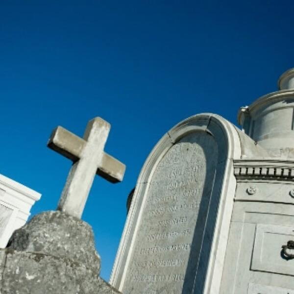 Cementerio St. Louis N º 1, Nueva Orleans