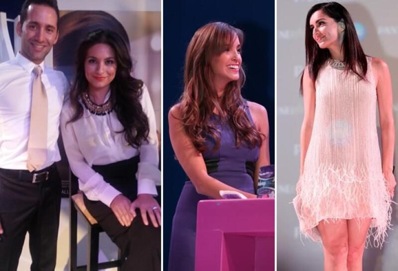 Ana Brenda Contreras, Olivia Peralta, Ana de la Reguera.