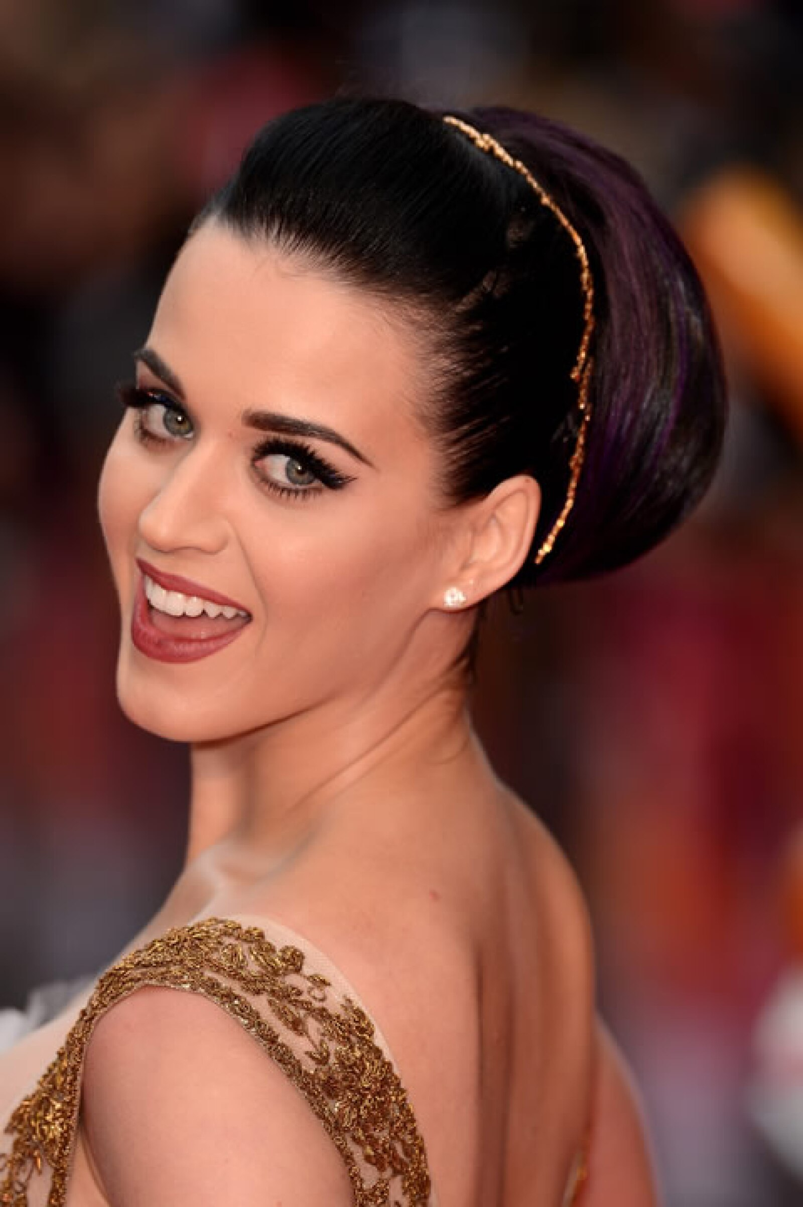 "Premiere europea de ""Katy Perry: Part of Me"" en 3D, julio 2012"
