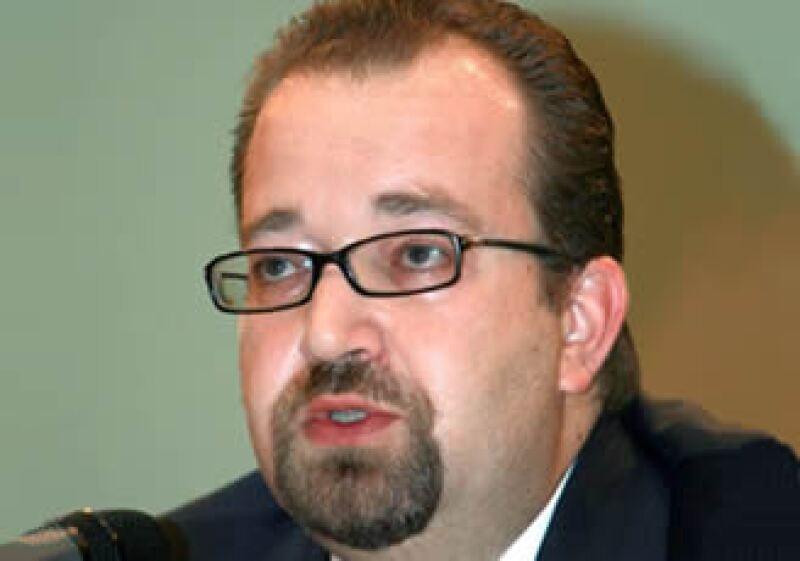De Swaan es candidato a la presidencia de la Cofetel, como el resto de los comisionados.  (Foto: Cortesía Cofetel )