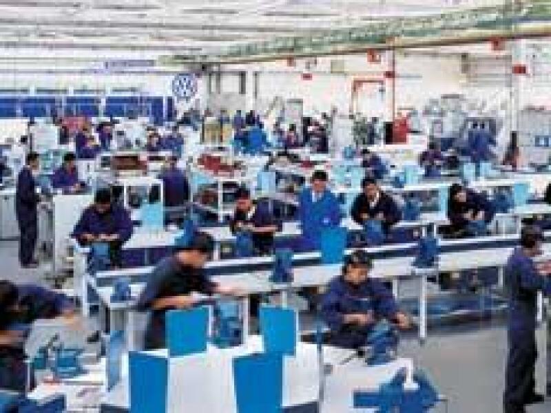 En 2015, la industria automotriz mexicana podr�a duplicar el PIB actual del sector con 78 billones de d�lares. (Mario Mutschlechner)