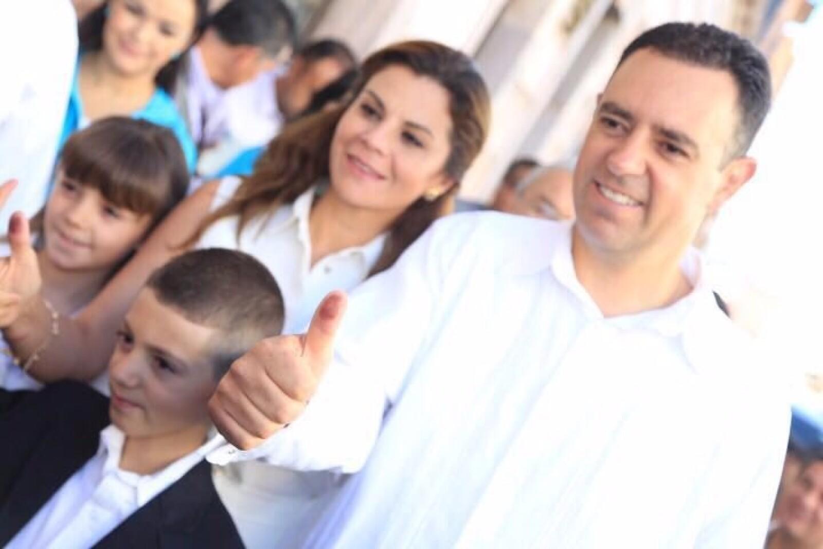 Alejandro Tello, candidato del PRI a la gubernatura de Zacatecas, aseguró que en caso de que los resultados no le favorezcan los va a aceptar, y mencionó que existen las condiciones y la seguridad para que la ciudadanía emita su voto.