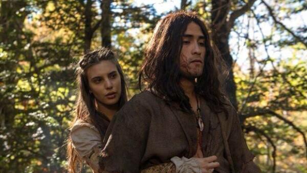 La joven actriz filmó en Chile un importante proyecto de televisión donde sufrirá por la prohibición de una relación amorosa en tiempos de la conquista española.