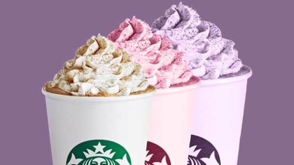 """Reunirte con tus amigas en Starbucks no significa """"tener"""" que romper tu dieta, revelamos las bebidas más refrescantes con menos calorías para que cuidas tu figura mientras pasas un momento divertido."""