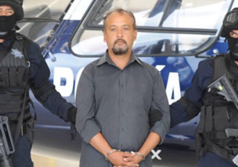El Comandante Blanco era quien negociaba y cobraba los rescates. (Foto: Notimex)