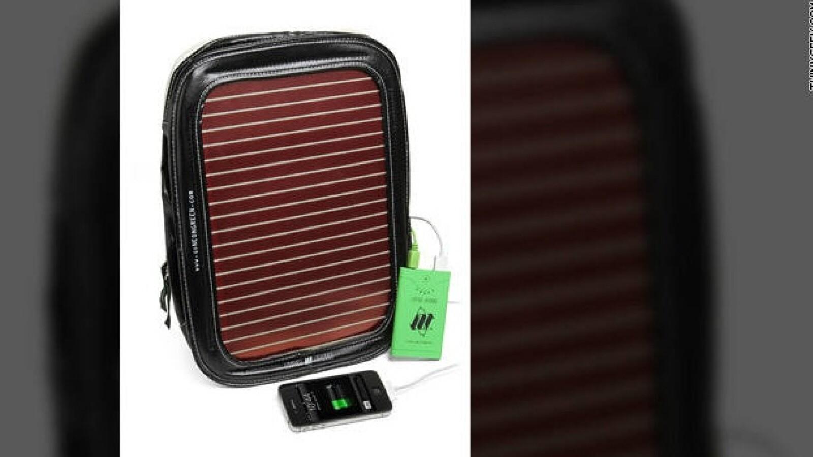 bolsa celdas solares para gadgets