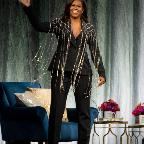 Toronto hosted former First Lady, Michelle Obama, as she