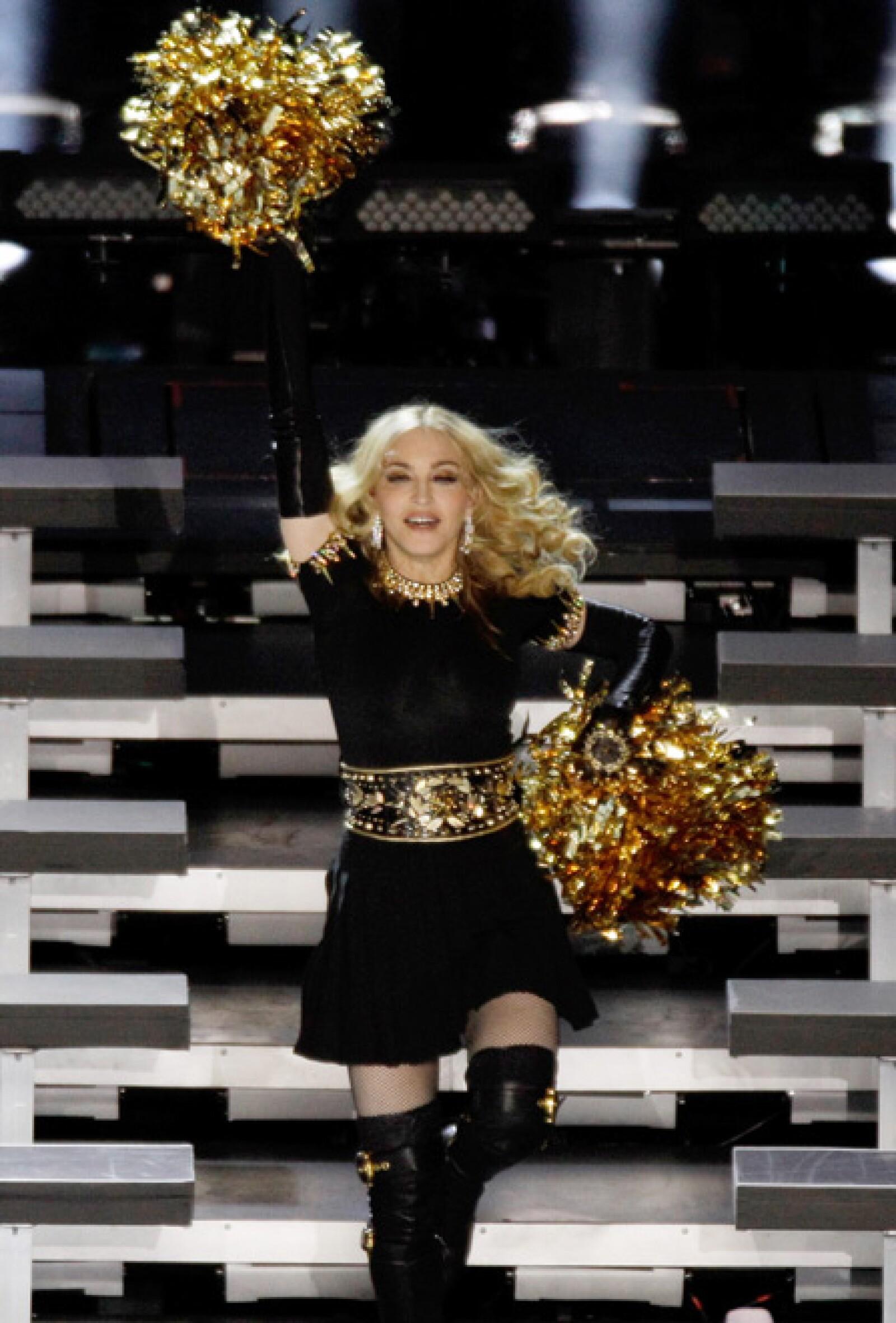 """La única e indiscutible """"Reina del Pop"""", Madonna."""