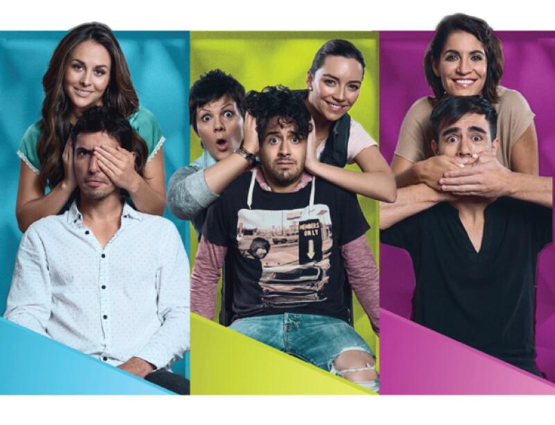 Zuria Vega, Alberto Guerra y Regina Blandón forman parte de esta comedia teatral donde el amor es el motor de nuestros particulares protagonistas.