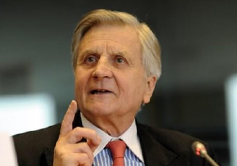 El presidente del BCE criticó cualquier participación de algún organismo de ayuda en la zona euro. (Foto: AP)