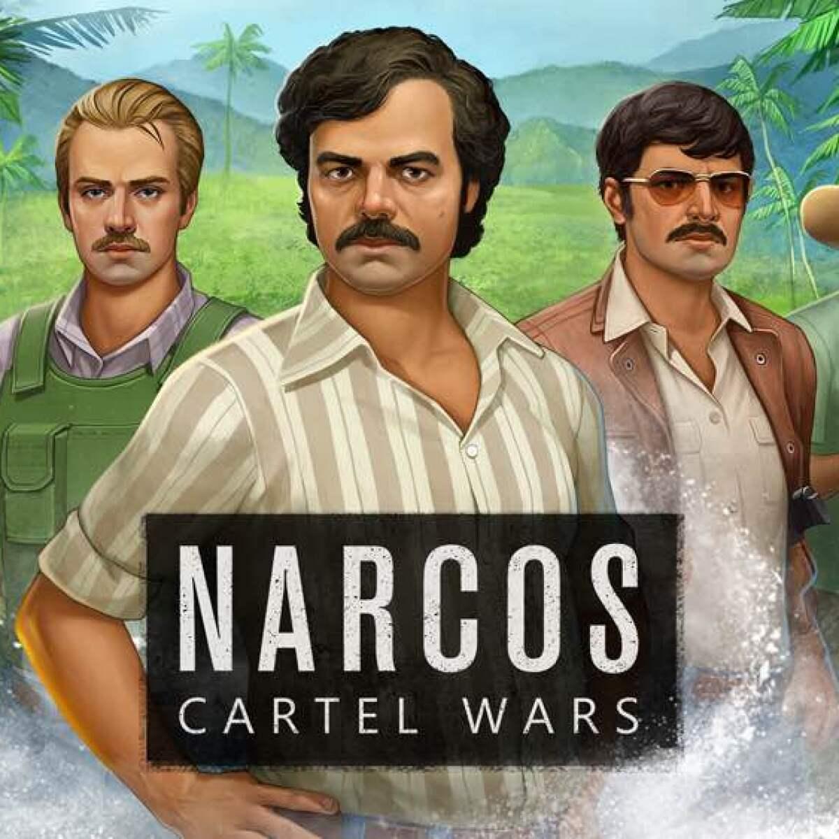 Narcos de Netflix tendrá su videojuego