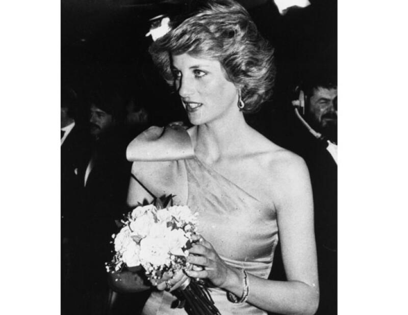 La princesa Diana aceptó que sufrío de bulimia.