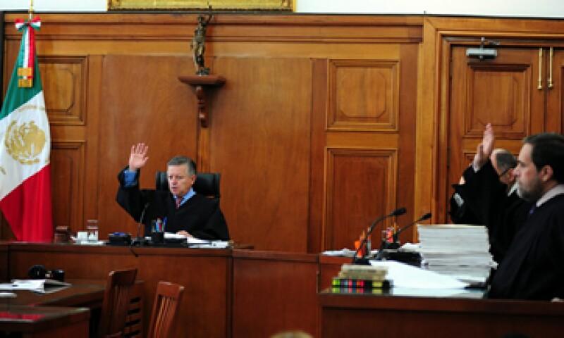 El secreto fiscal fue ordenado tras la revisión de un amparo. (Foto: Notimex)