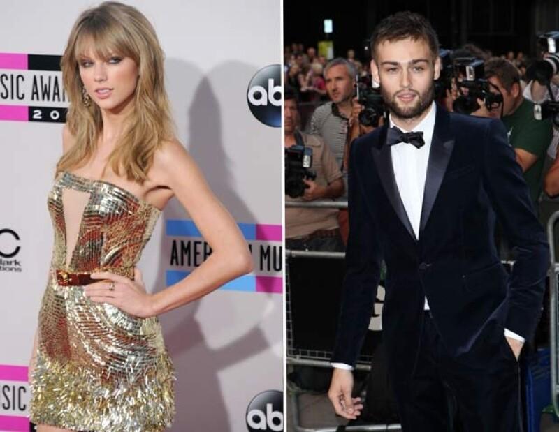 """La cantante y el protagonista de """"Romeo y Julieta"""" fueron vistos en Londres disfrutando de una cena y algunos tragos."""