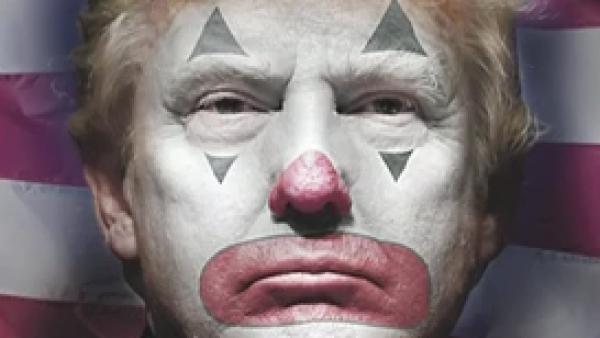 #CifraDelDía: Diario conmemora la independencia de EE.UU. con Trump como payaso