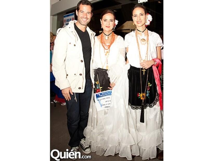 Estos últimos meses hemos visto al esposo de Ludwika Paleta en varios eventos sociales, altruistas y de moda.